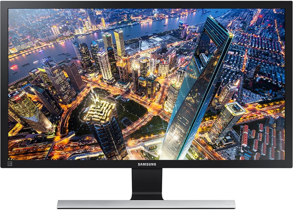 4. Samsung U28E590D 28-Inch Monitor