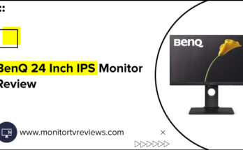 BenQ 24 Inch IPS Monitor Review