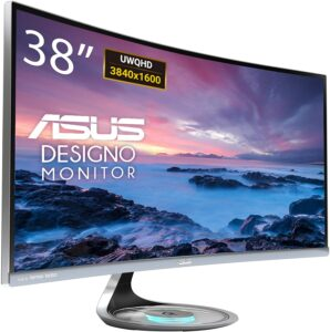 ASUS MX38VC monitor review